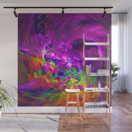 Suspended Animation Wall Mural