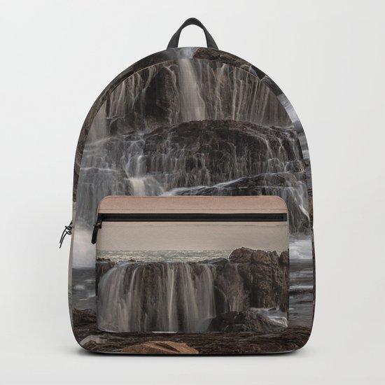 Crashed Wave Backpack