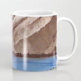 Serene Mountains Coffee Mug