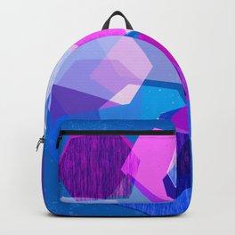 Gem in deep blue Backpack