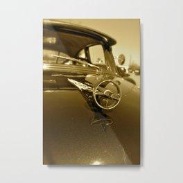 Old Buick 8 Metal Print