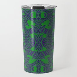 Etnic etic Green Travel Mug