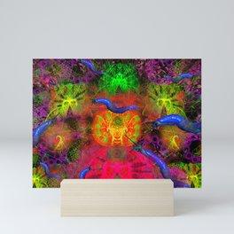 Cthulhu and His Minion s Mini Art Print