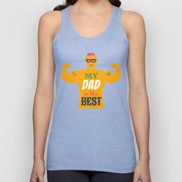 Father Unisex Tank Top