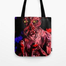 CRABFACE Tote Bag