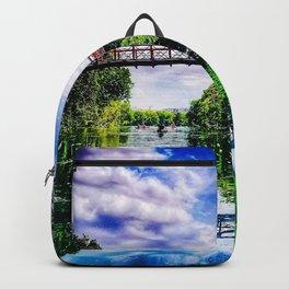 Barton Springs Bridge Backpack