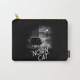 Noirn Cat Carry-All Pouch