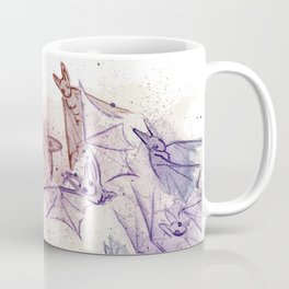Flight of Bats Coffee Mug