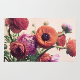 Ranunculus Rug