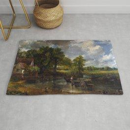 John Constable - The Hay Wain Rug