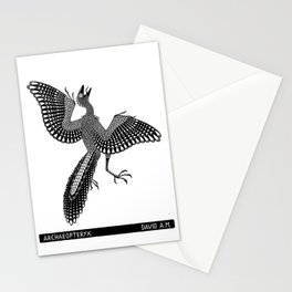 Archaeopteryx Stationery Cards