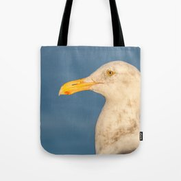 Western Gull Tote Bag