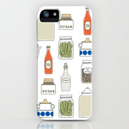 In my Pantry iPhone Case