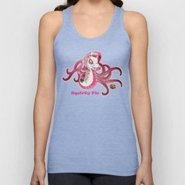 Squirty Pie Unisex Tank Top