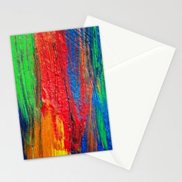 Color Is Happiness Stationery Cards