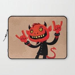 Heavy Metal Devil Laptop Sleeve