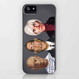 Great Artists iPhone Case