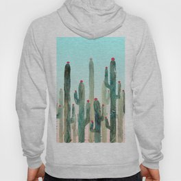 Summer Cactus 4 Hoody