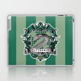 Slytherin Color Laptop & iPad Skin