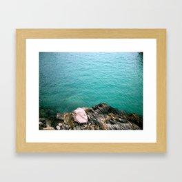 The Deep End Framed Art Print