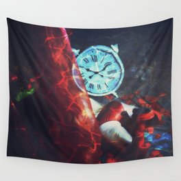Slip Away Wall Tapestry