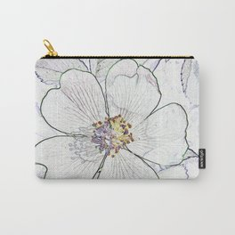 They call me the wild, wild rose Carry-All Pouch