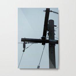Thin Metal Print