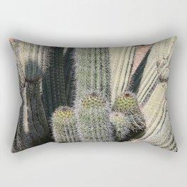 Desert Cacti Rectangular Pillow