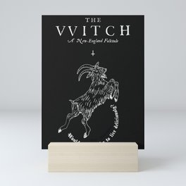 The Witch - Black Phillip Mini Art Print