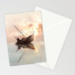The Tipping Point Stationery Cards