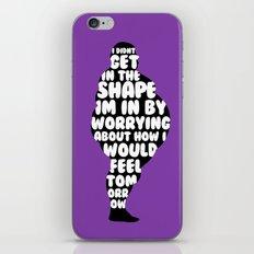Fat iPhone & iPod Skin