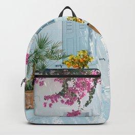 Small Orange Tree Backpack