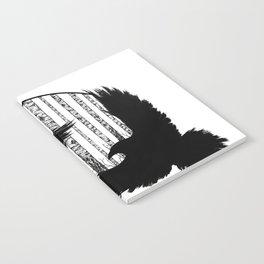 Black Birds I Notebook