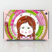 virgo iPad Cases featuring Virgo by Sandra Nascimento