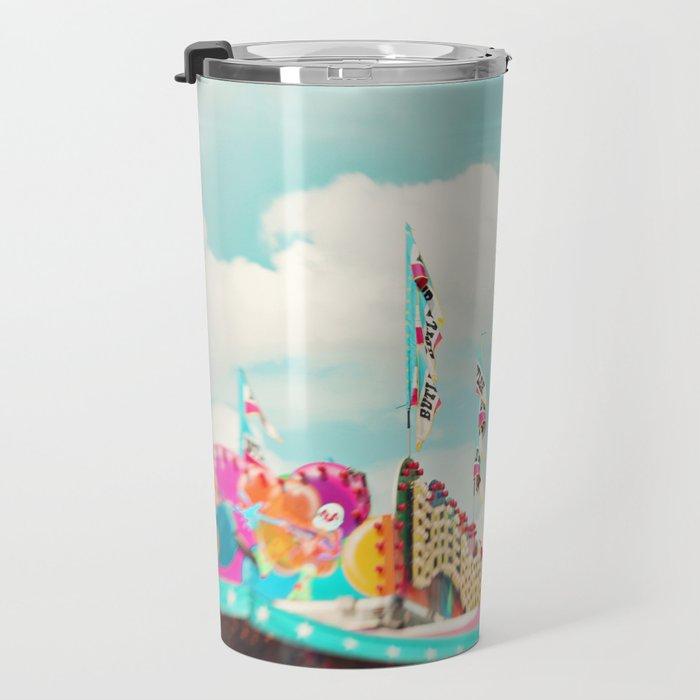 summer carnival fun Travel Mug