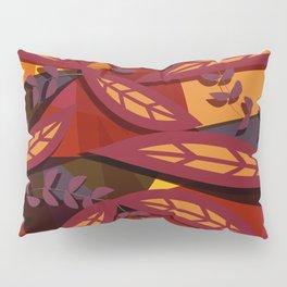 Vintage Autumn Pillow Sham