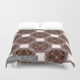 Classical pattern Duvet Cover