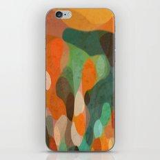 Tropical Meeting iPhone & iPod Skin