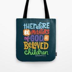 Ephesians 5 Tote Bag