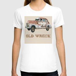 Old Wreck 1 T-shirt