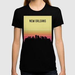 New Orleans Skyline T-shirt