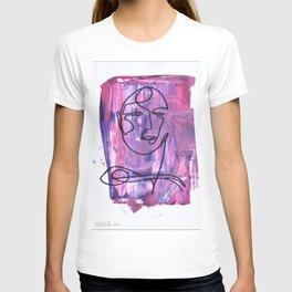Pink man 03 T-shirt