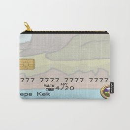 PEPEPAIDCARD Carry-All Pouch