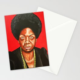 "Nina Simone ""Revolutionary"" Stationery Cards"