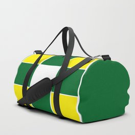 Team Colors 3 .... yellow ,green Duffle Bag