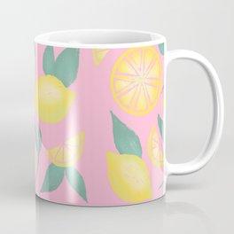 Sweet Summer Lemons Coffee Mug