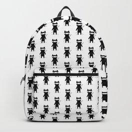 Ninja Cat Backpack