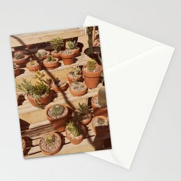 Cactus Friends Stationery Cards