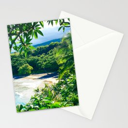 Hamoa Beach Hana Maui Hawaii Stationery Cards