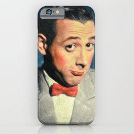 Pee-wee Herman iPhone Case
